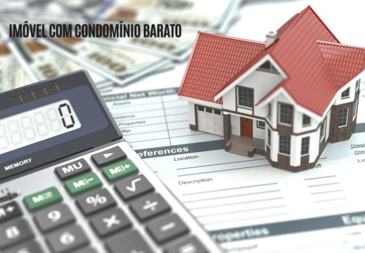 Como escolher um imóvel com condomínio barato