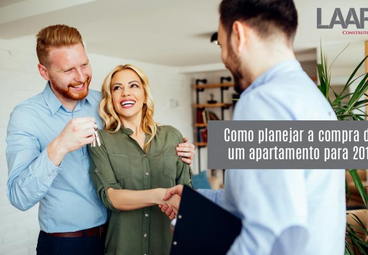 Comprar apartamento em 2019 - Como se planejar