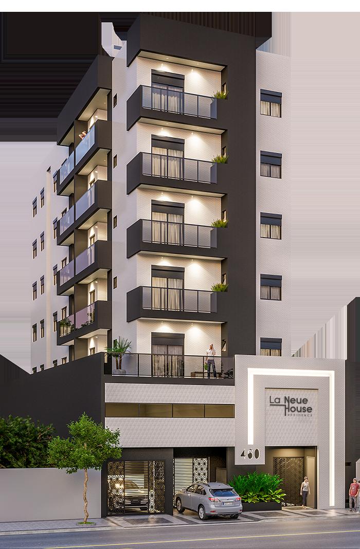 La neue house residence ponta grossa