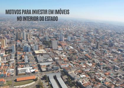 Investir em imóveis em Ponta Grossa